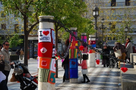 Urban Knitting Sevilla