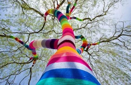 Urban Knitting Coruña