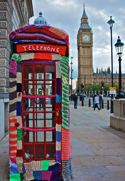 Urban Knitting Londres