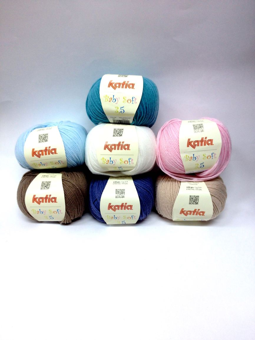 Katia Baby Soft 3,5